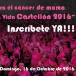 BANNER 3 Marcha Castellón 2016 - Un Paseo por la Vida