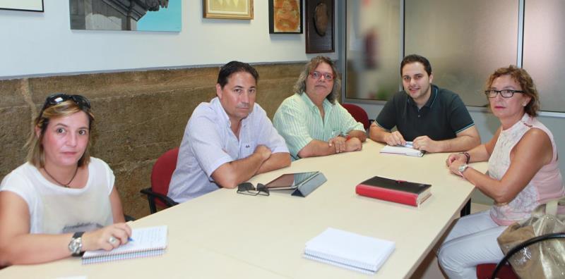 Reunión-Ayuntamiento-Castellon-Fundación-Le-Cadó-y-Colegio-de-Enfermería