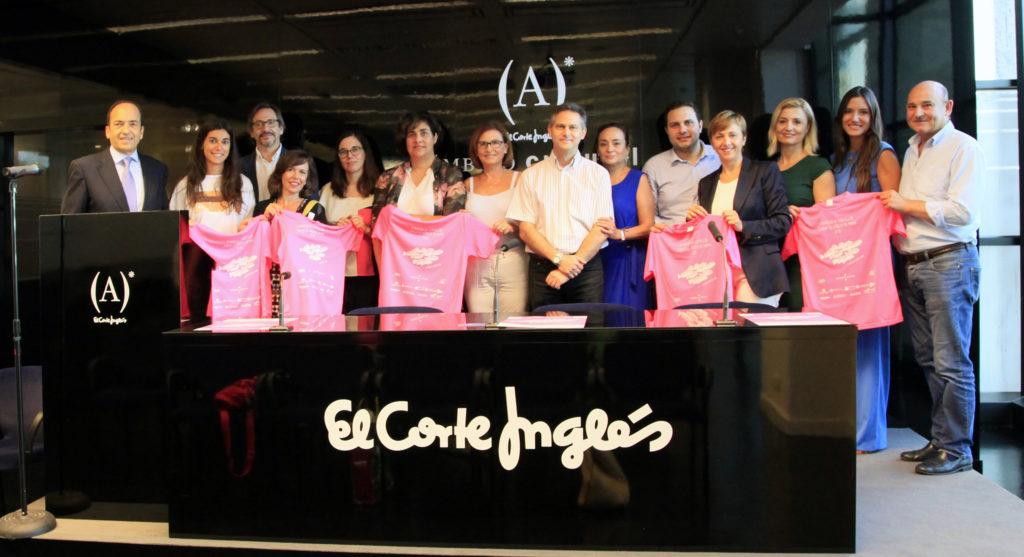 patroionadores 5 marcha contra el cancer castellon 2018