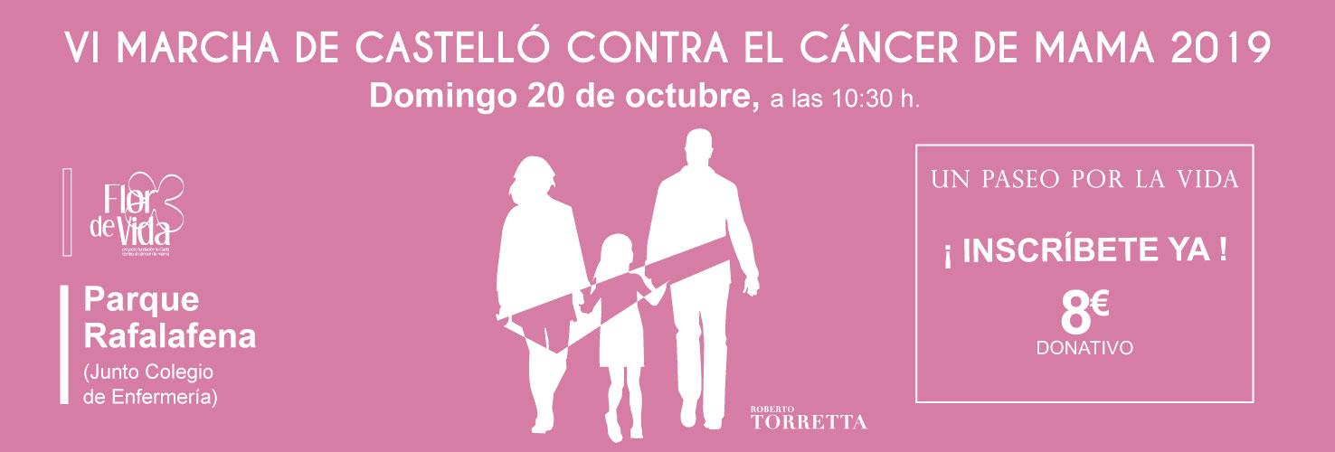 6ª Marcha solidaria contra el cáncer de mama