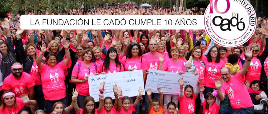 Fundación Le Cadó 10 años